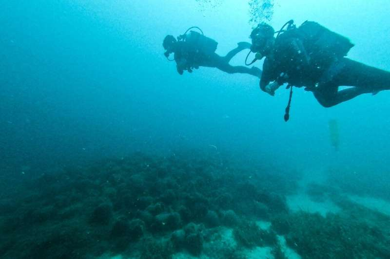 Due to the technical difficulty of the dive, only those qualified can take the tour