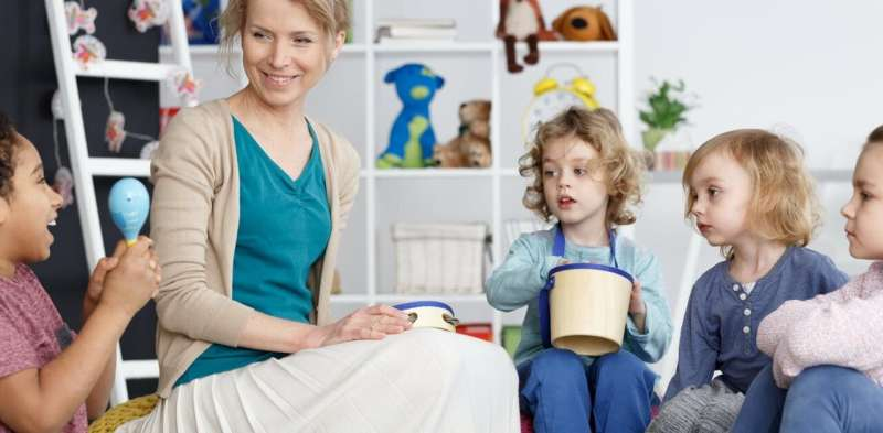 Early childhood educators are slaves to the demands of box-ticking regulations