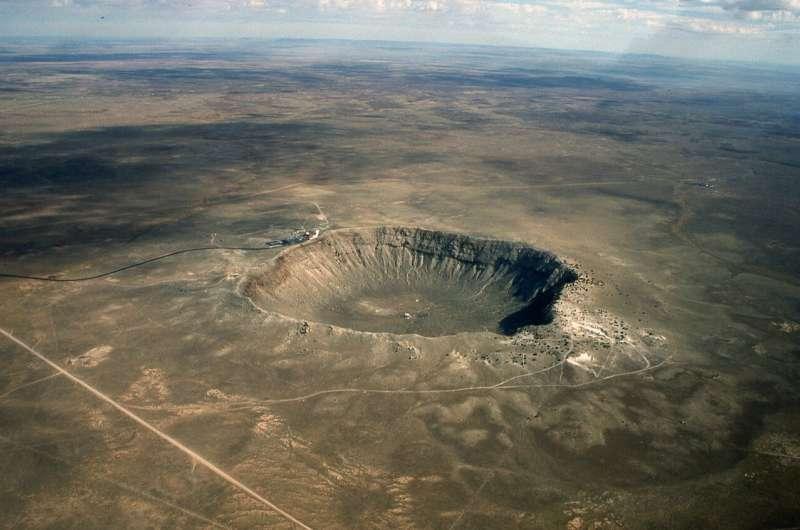Η πρώιμη Γη βομβαρδίστηκε από μια σειρά αστεροειδών μεγέθους πόλης