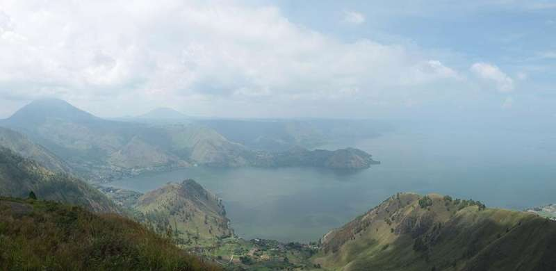 Early humans were sheltered from worst effects of volcanic supereruption