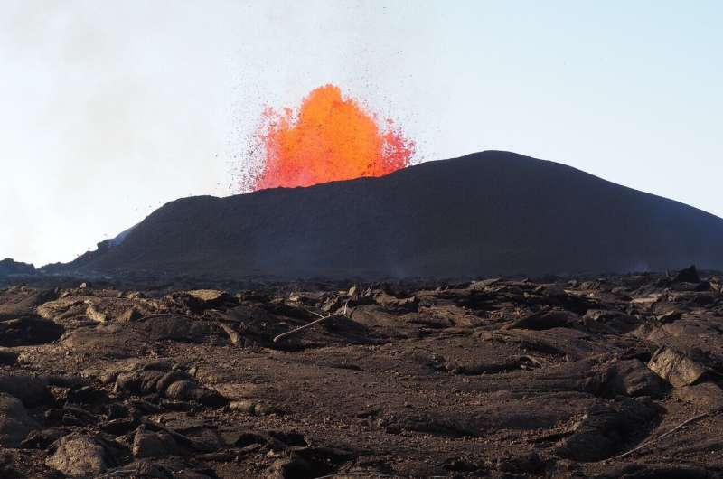 Early indicators of magma viscosity could help forecast a volcano's eruption style