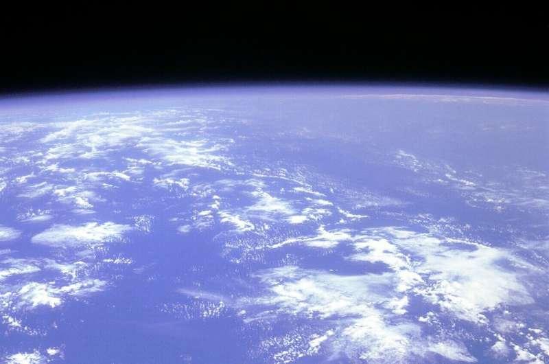 Earth oxygen
