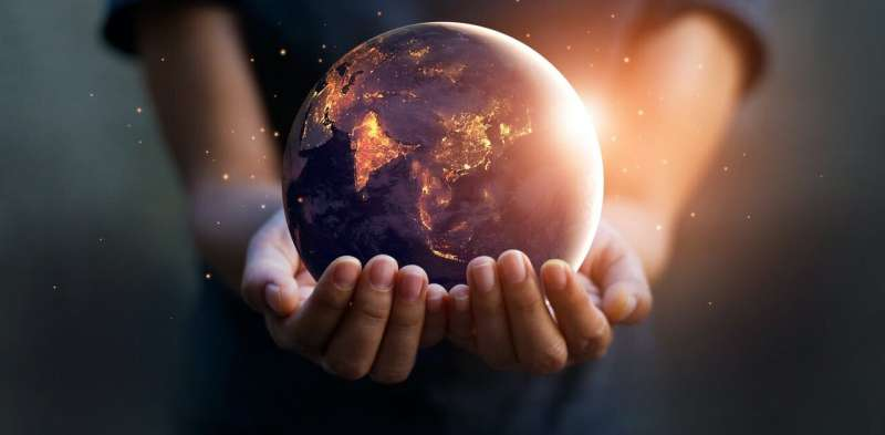 Earth's existential threats: inequality, pandemics and climate change demand global leadership