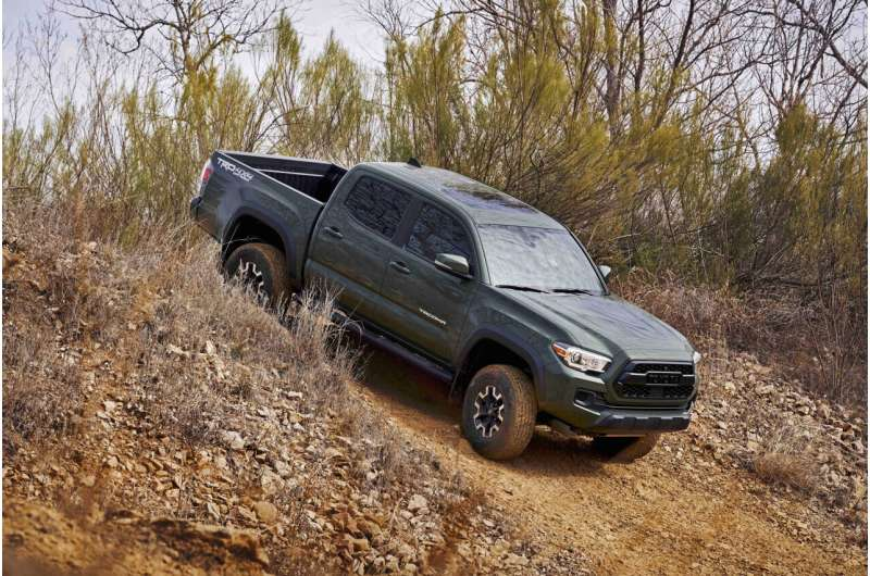 Edmunds highlights five affordable off-road vehicles