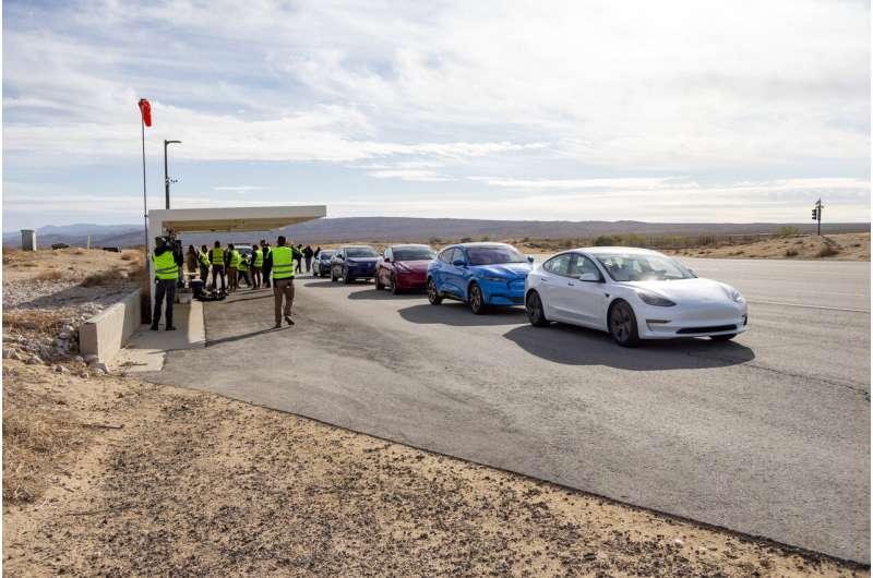 Edmunds puts Tesla's range to the test