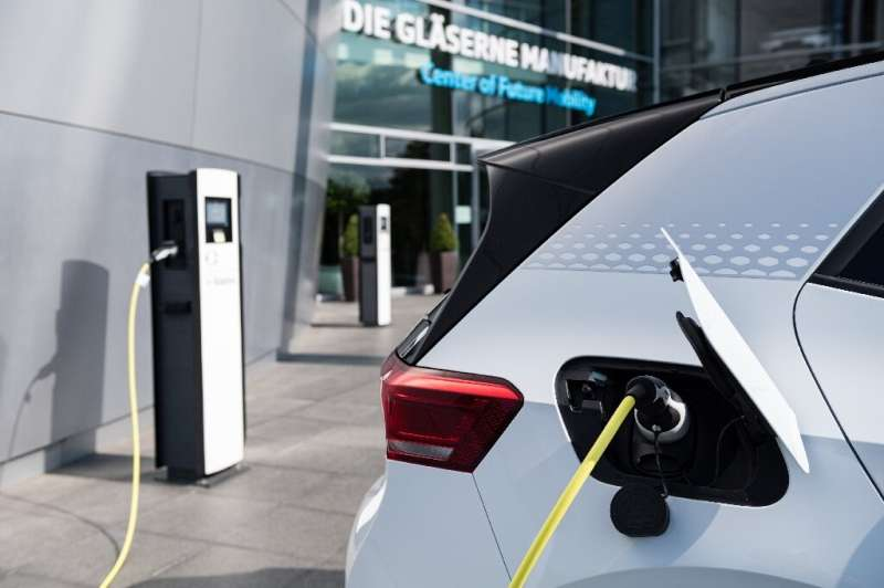 Electric cars will represent 50 percent of new sales by 2030 if policies remain the same