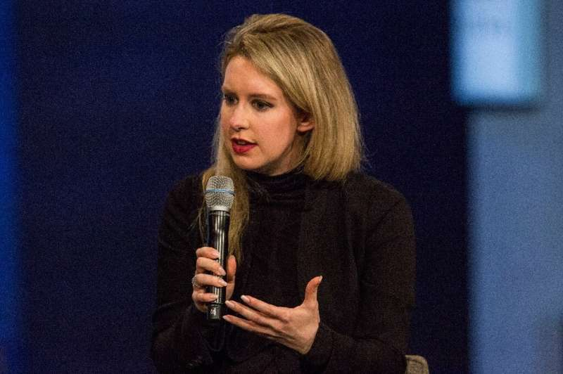 Elizabeth Holmes was worth an estimated $3.6 billion in 2014, according to Forbes