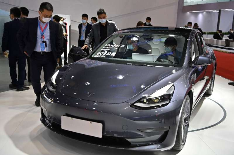 Elon Musk's Tesla has set the pace in the electric car market
