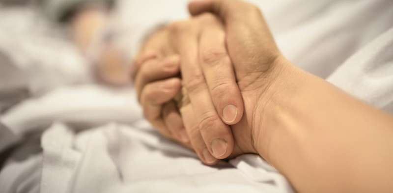 End-of-life care: people should have the option of general anaesthesia as they die