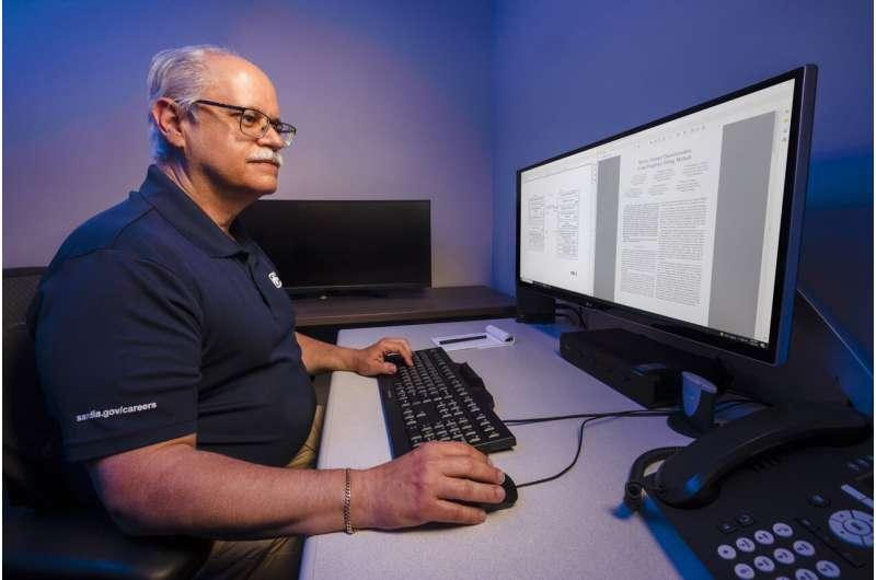 Engineer turns error detection into 'secret language' for data security
