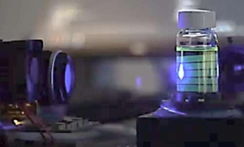 Un étudiant en génie aide des experts fédéraux à résoudre un problème d'impression 3D compliqué