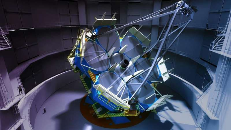 Engineering marvel: Sixth mirror cast for Giant Magellan Telescope