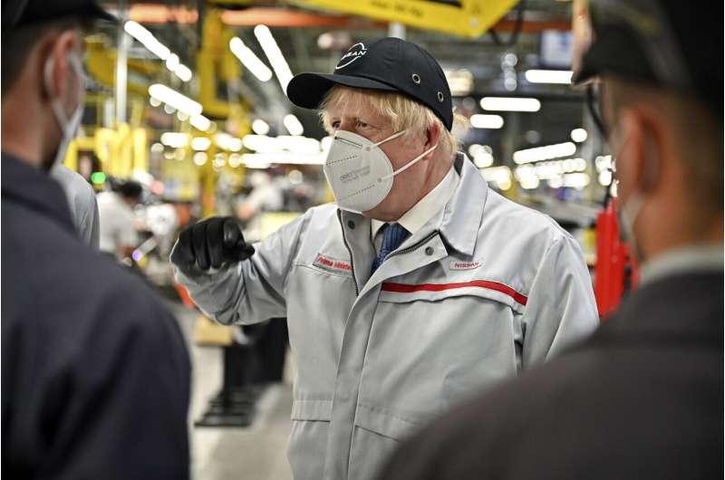 England may soon abandon mask requirements, minister says