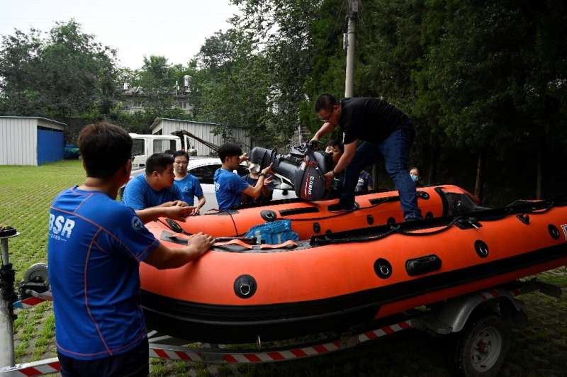 Entire villages are routinely allowed to flood, with residents evacuated, in order to spare densely populated cities