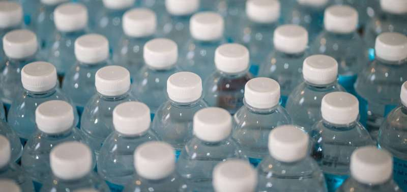 Environmental impact of bottled water up to 3,500 times higher than tap water