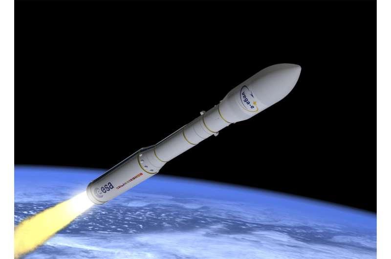 ESA advances Vega rocket evolution beyond 2025