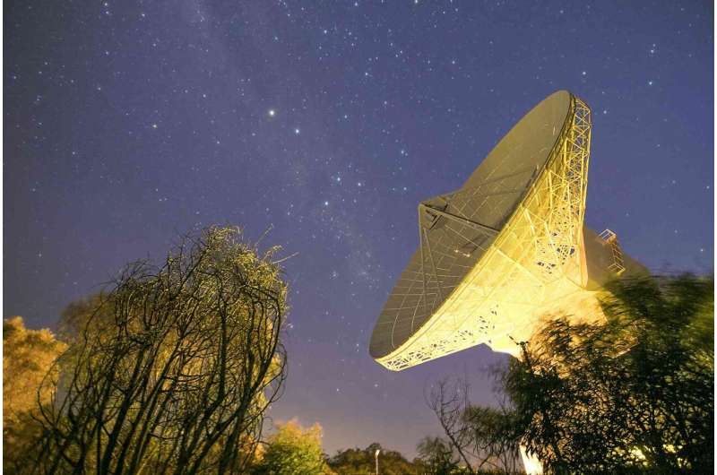 ESA to build second deep space dish in Australia
