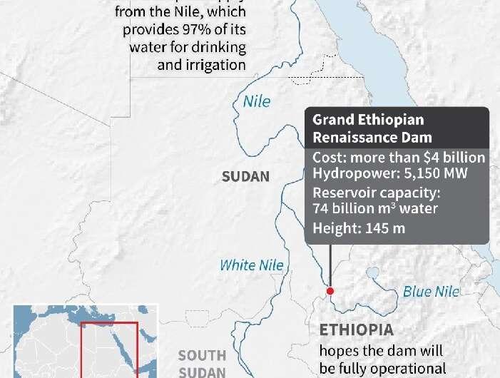 Ethiopia's Nile dam