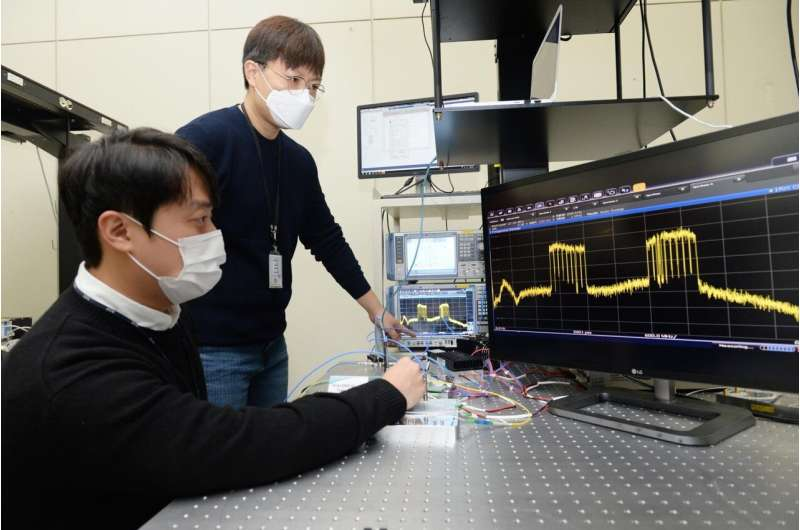 ETRI develops the world's first 5G indoor DAS(Distributed Antenna System) technology