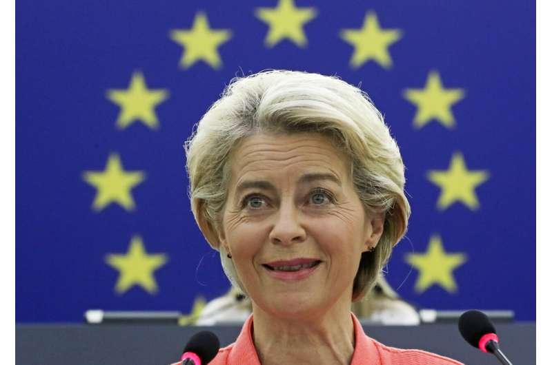 Le chef de l'UE présente un plan ambitieux pour stimuler la fabrication de puces du bloc