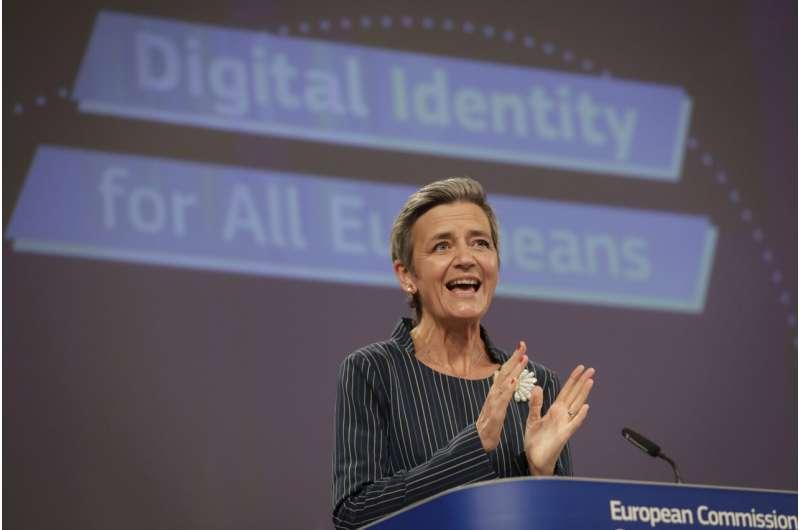 EU plans digital ID wallet for bloc's post-pandemic life