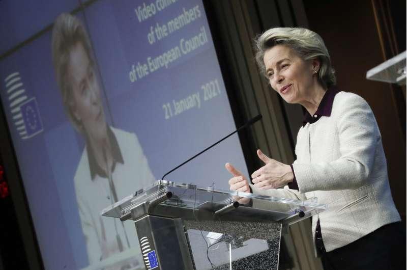 EU: AstraZeneca to supply 9 million more vaccine doses