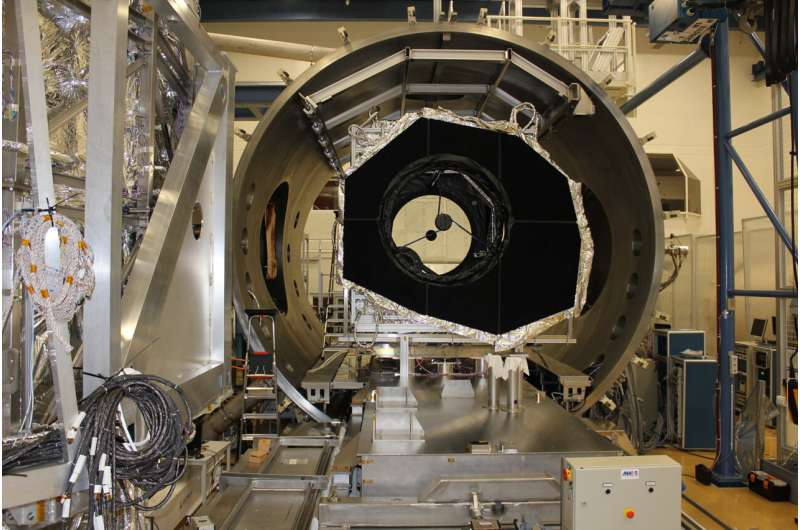 Euclid telescope ready for extreme space environment