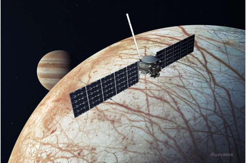 Europa's interior may be hot enough to fuel seafloor volcanoes