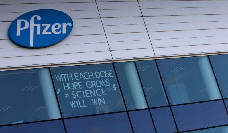 European regulator recommends Pfizer shot for children 12-15
