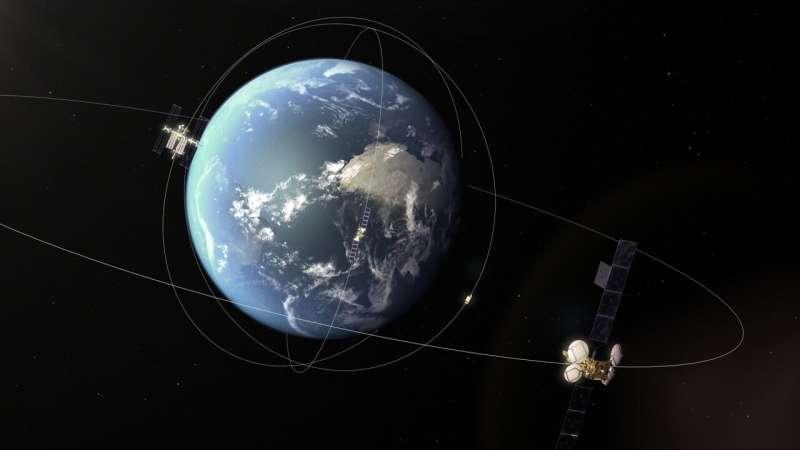 European system speeds data flow with 50,000 links