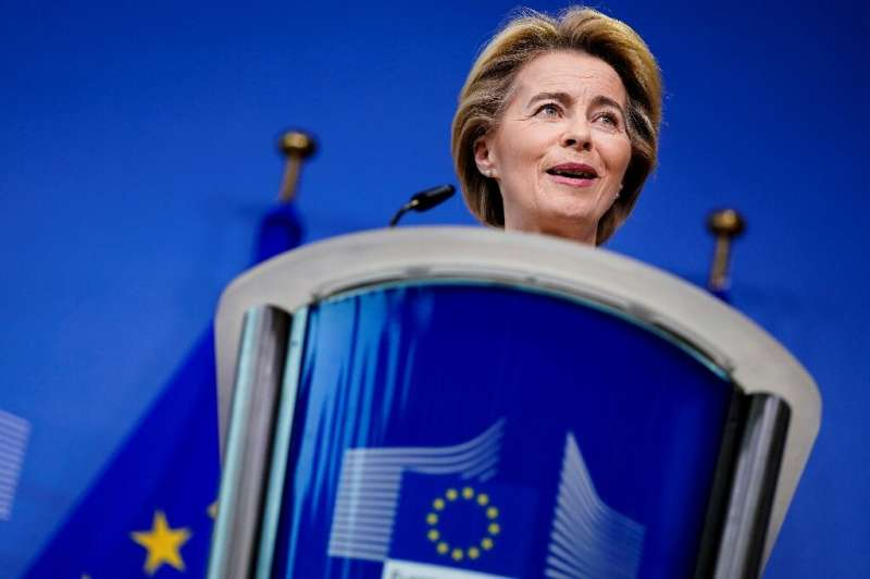 European Commission President Ursula von der Leyen has said rules are needed to ward off abuses in the artificial intelligence s