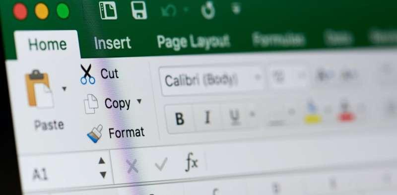 Excel autocorrect errors still plague genetic research, raising concerns over scientific rigour