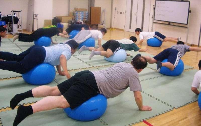 El ejercicio promueve una vida sana y un hígado sano