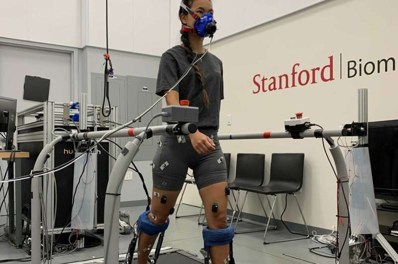Exoskeleton research demonstrates the importance of training