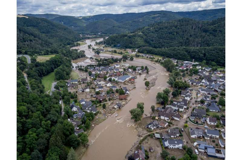 Experts: Europe floods shows need to curb emissions, adapt