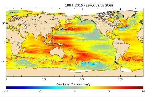Experts highlight advanced satellite data as vital tool in tackling climate change