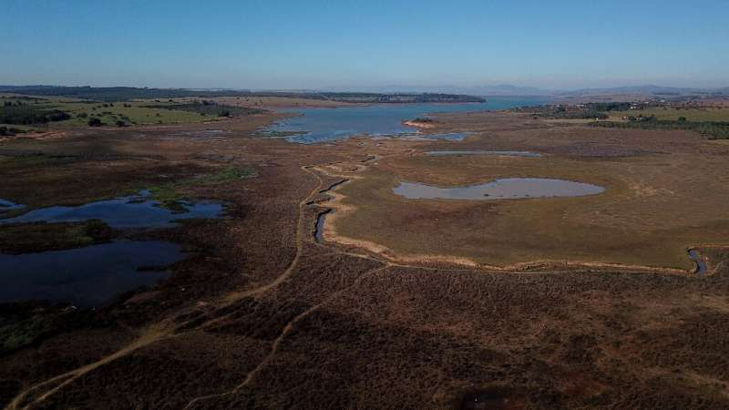 Experts say the drought in Brazil's south is caused mainly by the La Nina weather phenomenon which causes cyclical cooling of Pa