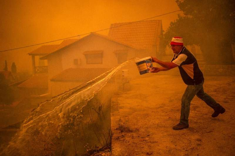 Experts say when locals flee their homes engulfed in flames, more rural areas are abandoned—increasing their flammability