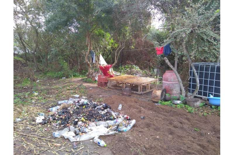 Experts tackle modern slavery in Greek strawberry fields using satellite technology