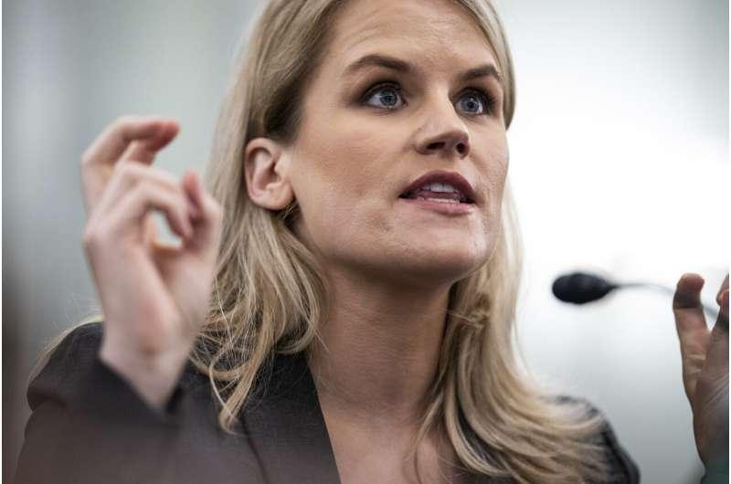 EXPLAINER: Could Facebook sue whistleblower Frances Haugen?