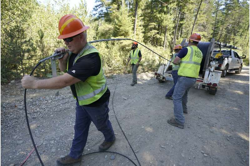 EXPLAINER: What the $65B broadband service plan will do