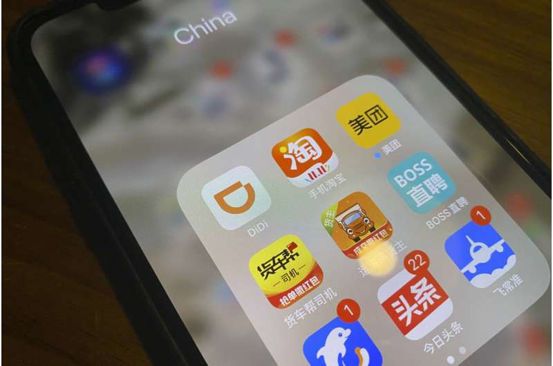 EXPLAINER: Why China is investigating tech firms like Didi