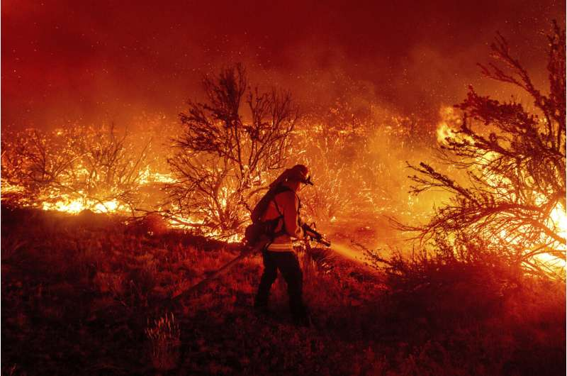 Explainer: Why it takes months to subdue some wildfires