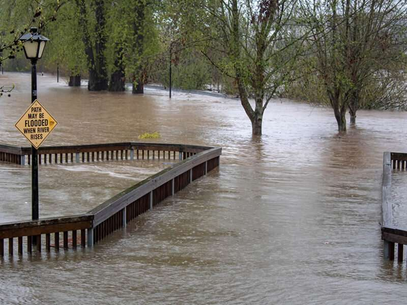 Extreme Rainfall Statistics May Shift as U.S. Climate Warms