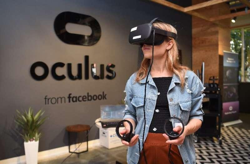 Facebook utilise son équipement de réalité virtuelle Oculus pour une nouvelle application permettant la collaboration sur le lieu de travail