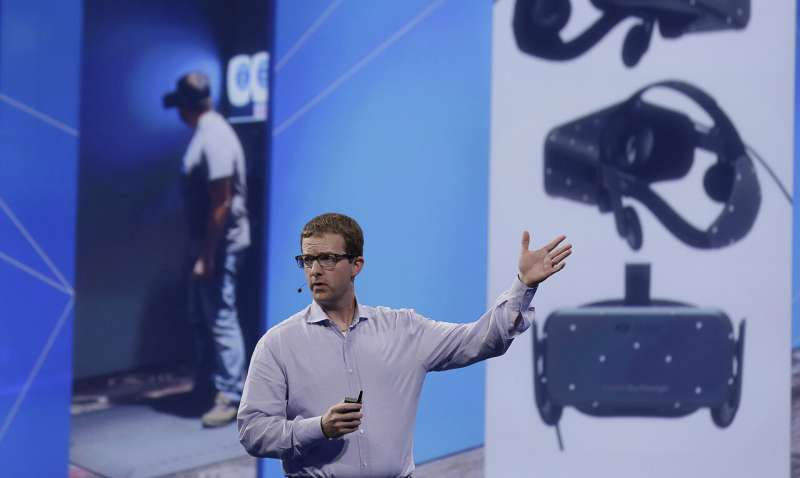 Facebook tech chief Mike Schroepfer to step down