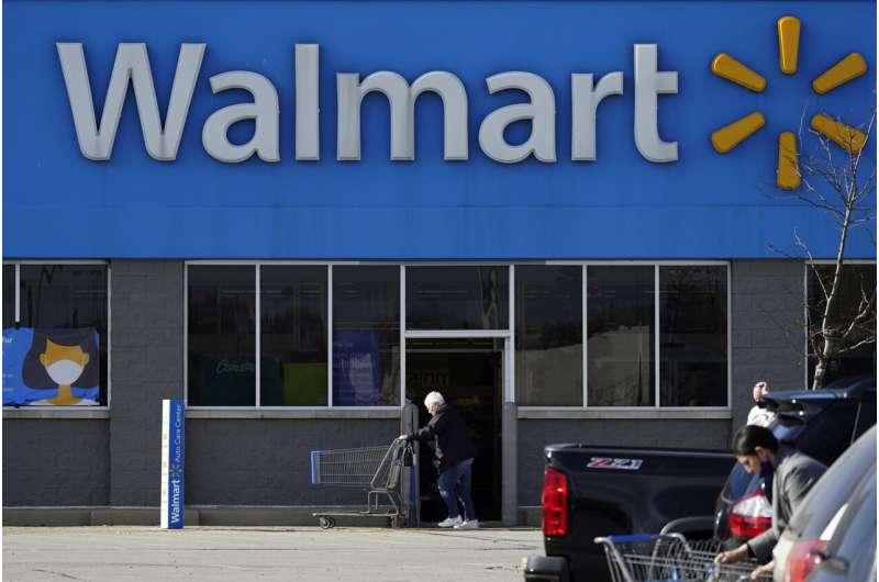 FACT FOCUS: Walmart quashes cryptocurrency partnership claim