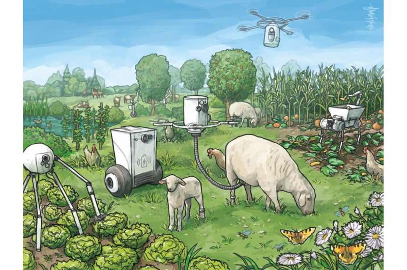 Farm robots are the future; let's start preparing now, researcher argues