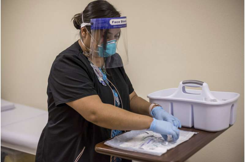 Fast rollout of virus vaccine trials reveals tribal distrust