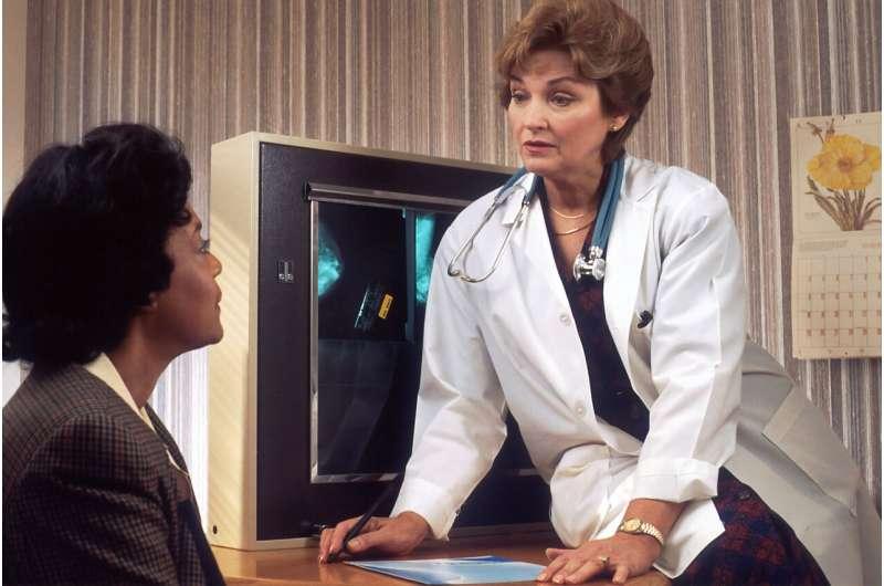 female physician